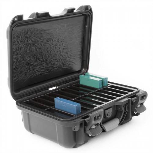 LTO - 20 Capacity no Jewel Waterproof TeraTurtle Turtle Case full