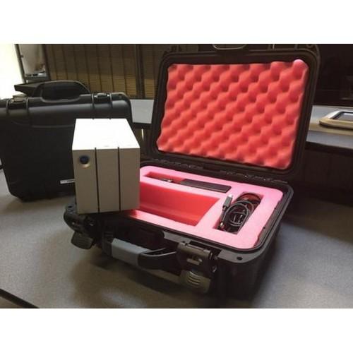 LaCie 2Big - 1 Capacity Waterproof Turtle case full