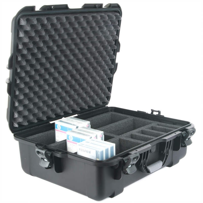 Tape - 50 Capacity Waterproof Turtle Case full