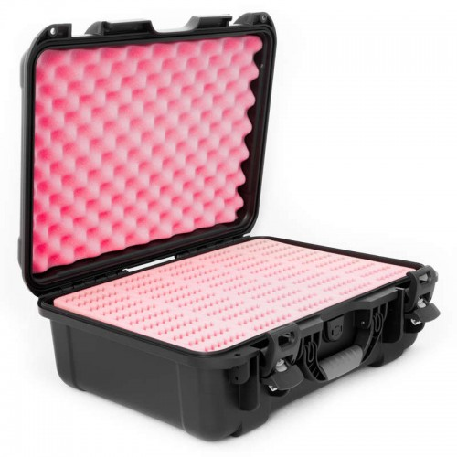 "2.5"" Hard Drive HDD - 55 Capacity Waterproof HD-55 Turtle Case open"