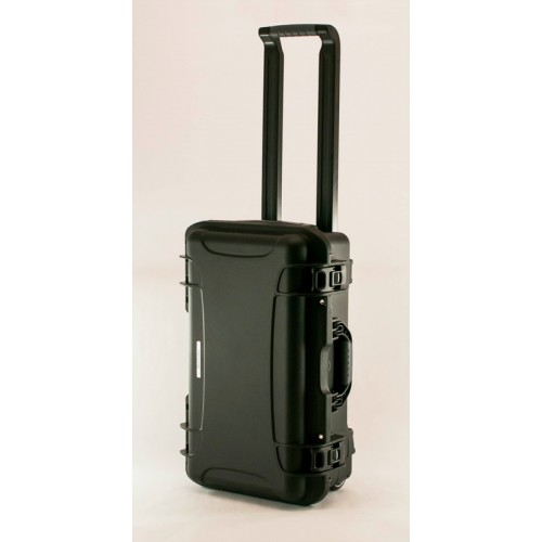 LTO - 28 Capacity Wheeled Waterproof Turtle Case front
