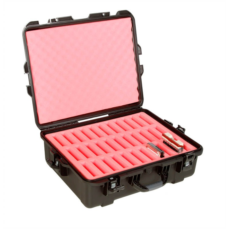 Turtle Case HD - 33 Long slots, Waterproof