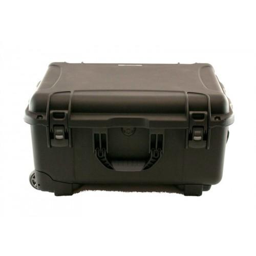 G-SPEED Shuttle XL  8 Drive RAID - 1 Capacity Wheeled Waterproof Turtle case closed