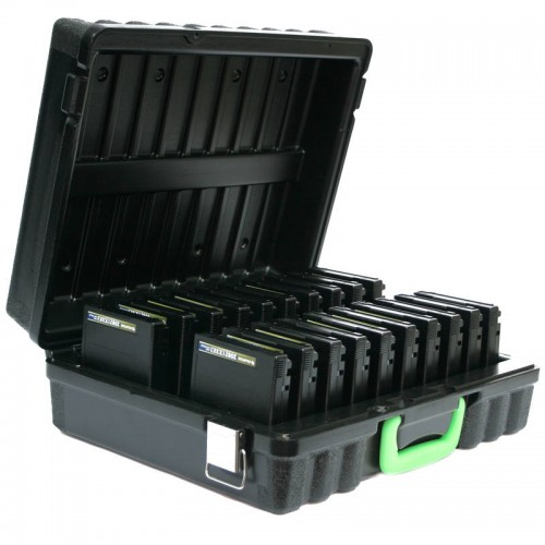 3592 & T10000 & T10K - 20 Capacity Turtle Case full