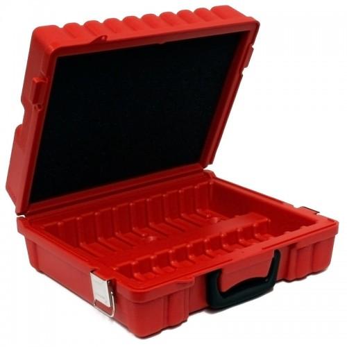 8MM - 20 Capacity Turtle case open