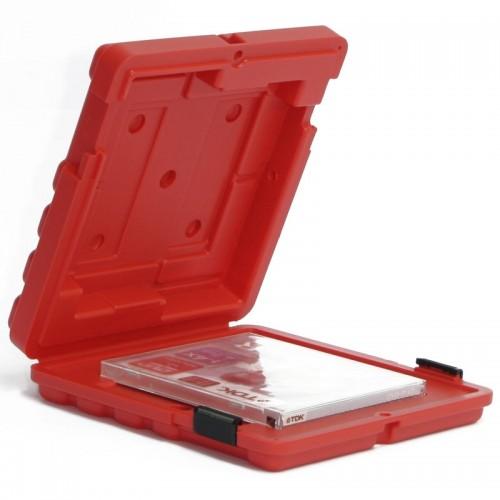 DLT & LTO & CD Mailer 1 Capacity Turtle Case full