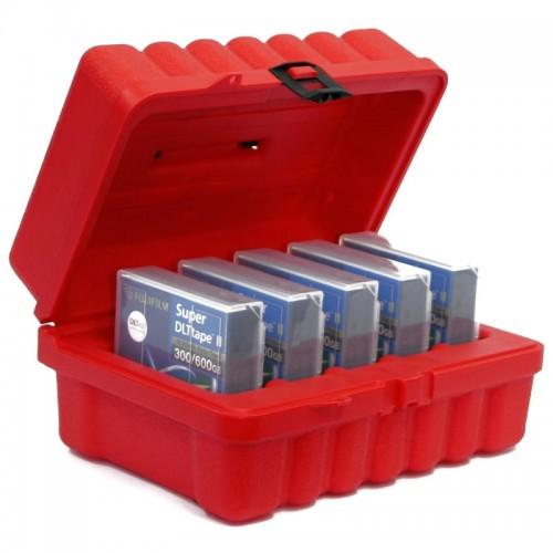 DLT - 5 Capacity Turtle Case full