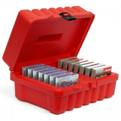 4MM & DAT- 14 Capacity Turtle Case full