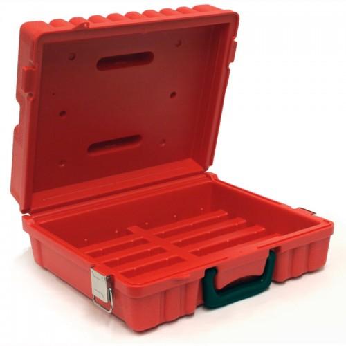 SLR & MLR & DC 5.25 - 12 Capacity Turtle Case open