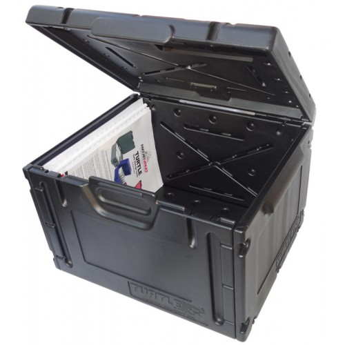 LocDocBox document & file storage box Turtle Case full
