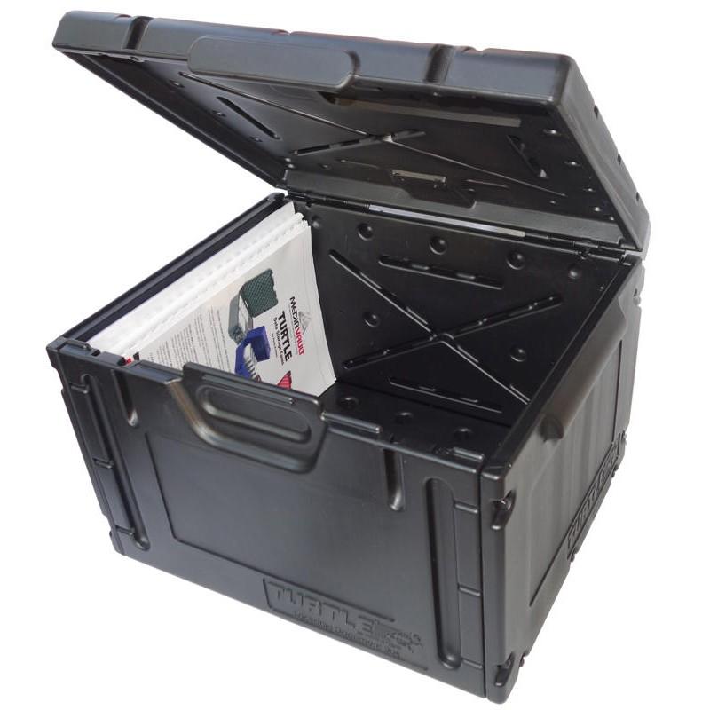 LocDocBox document & file storage box Turtle Case full