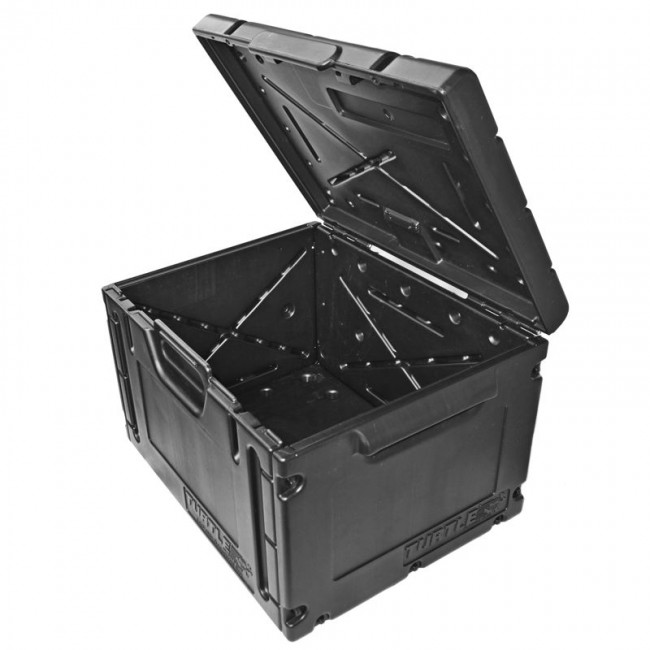 LocDocBox document & file storage box Turtle Case open