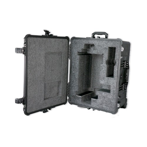 PDS-100 Deployment Case open