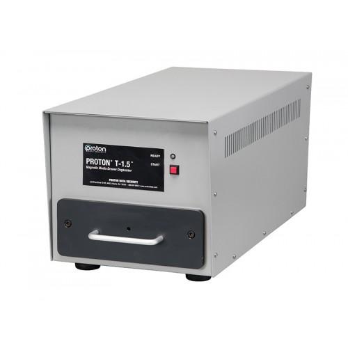 T-1.5 LTO & Hard Drive HDD Degausser Proton closed