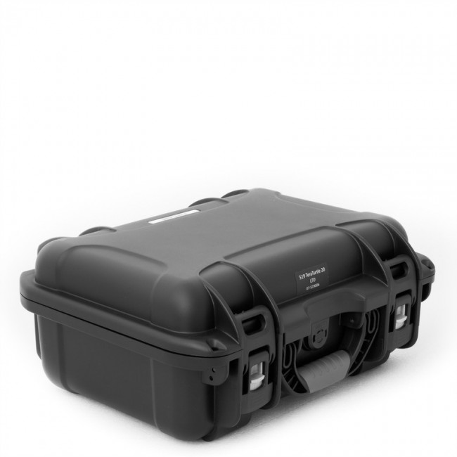 LTO - 20 Capacity with Jewel Waterproof TeraTurtle Turtle Case closed