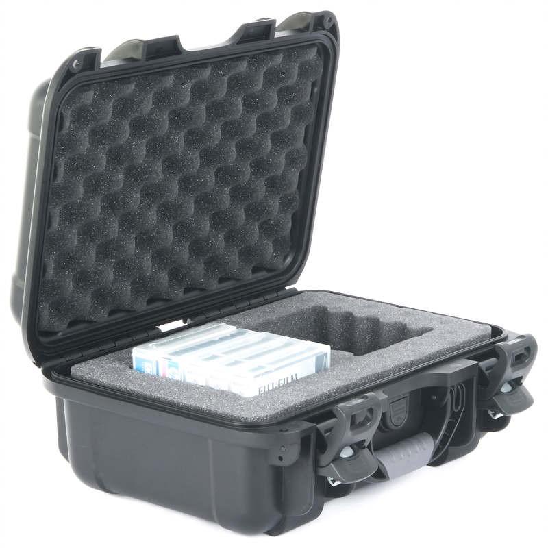 LTO & DLT - 16 Capacity Waterproof Turtle Case full