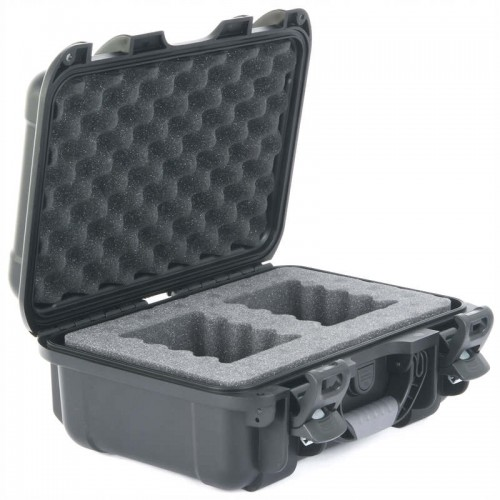 LTO & DLT - 16 Capacity Waterproof Turtle Case open