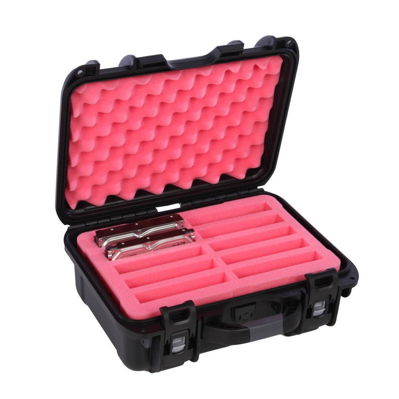 "3.5"" Hard Drive HDD-10 Capacity Waterproof HD-10 Turtle Case full"