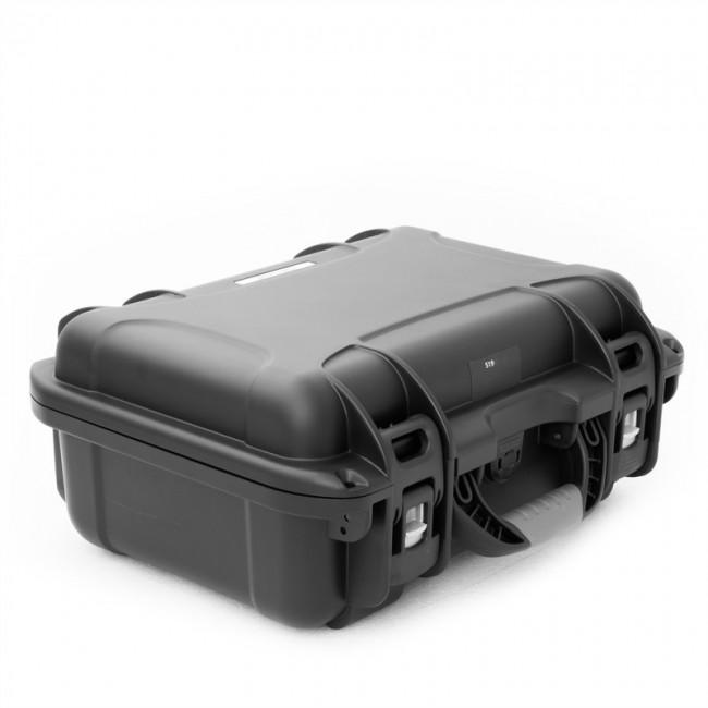 "3.5"" Hard Drive HDD-10 Capacity Waterproof HD-10 Turtle Case closed"