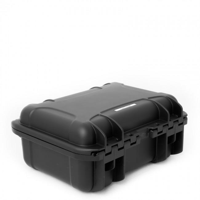 "3.5"" Hard Drive HDD-10 Capacity Waterproof HD-10 Turtle Case back"