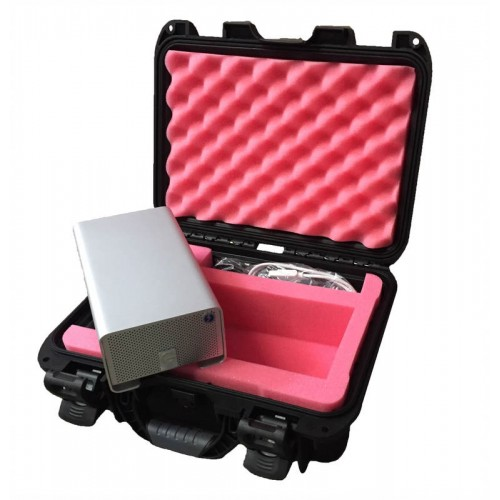 G-RAID - 1 Capacity Waterproof Turtle case full