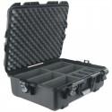 Tape - 50 Capacity Waterproof Turtle Case open