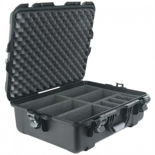 Tape - 50 Capacity Waterproof Turtle Case open