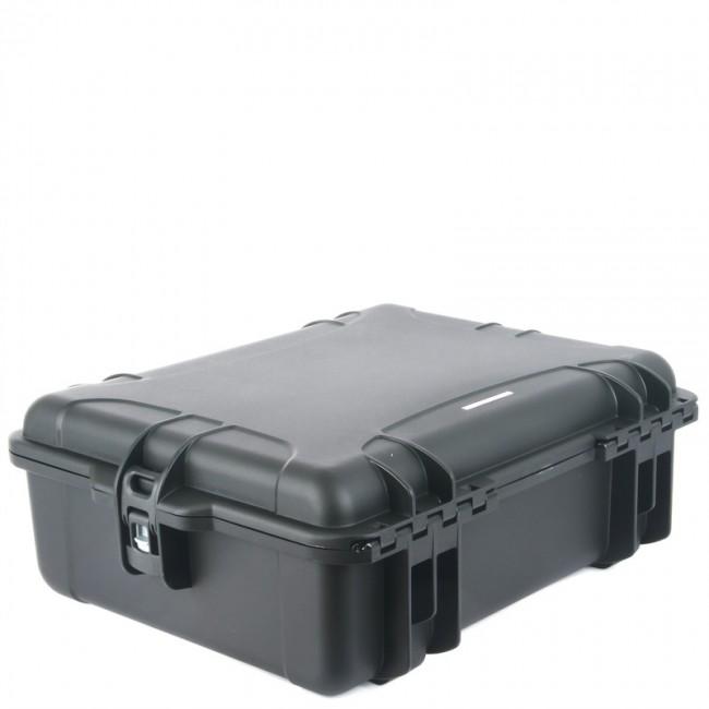 Tape - 50 Capacity Waterproof Turtle Case back