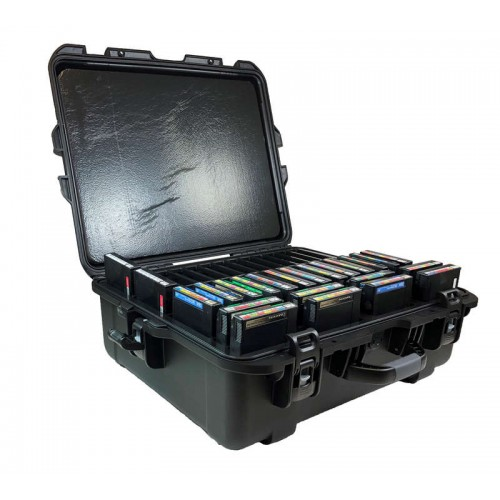 3592 - 50 Capacity Waterproof Turtle Case full