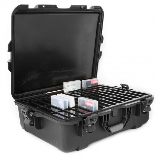 LTO - 50 Capacity Waterproof TeraTurtle Turtle Case full
