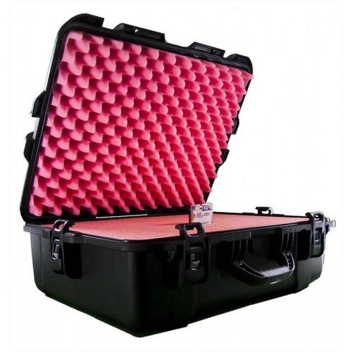 "2.5"" Hard Drive HDD - 84 Capacity Waterproof HD-84 Turtle Case full"