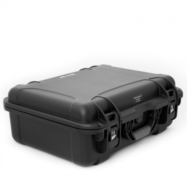 LTO - 30 Capacity Waterproof TeraTurtle  Turtle Case closed