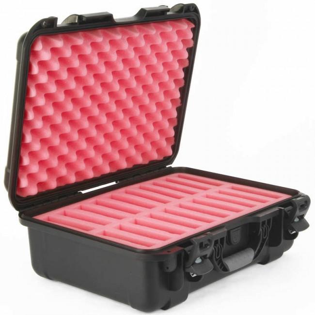 """3.5"""" Hard Drive HDD - 20 Capacity Waterproof HD-20 Turtle Case open"""