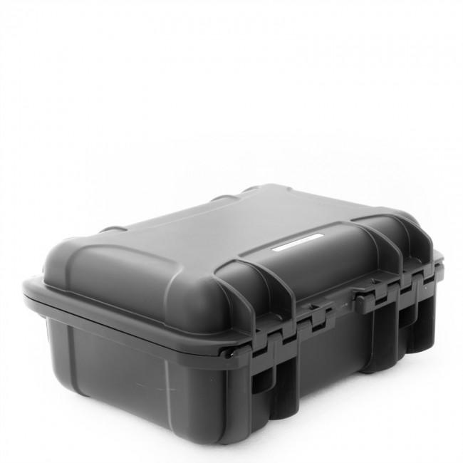 "3.5"" Hard Drive HDD - 20 Capacity Waterproof HD-20 Turtle Case back"