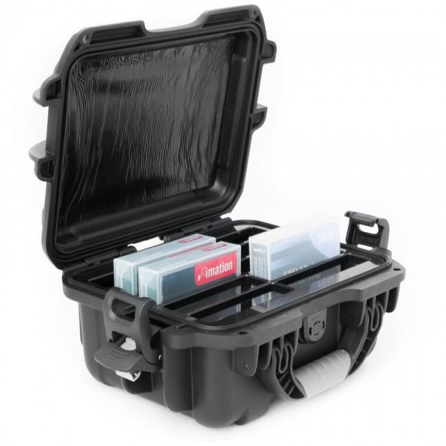LTO - 10 Capacity TeraTurtle Waterproof Turtle Case full