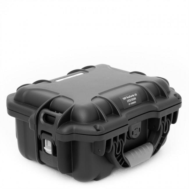 LTO - 10 Capacity TeraTurtle Waterproof Turtle Case closed