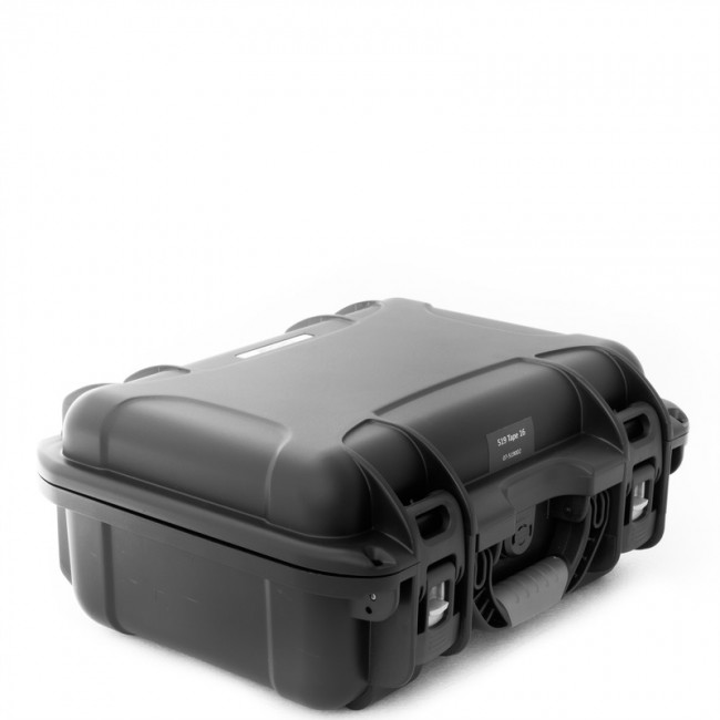 "3.5"" Hard Drive HDD - 3 Capacity Long Slots Waterproof HD-3 Turtle Case closed"
