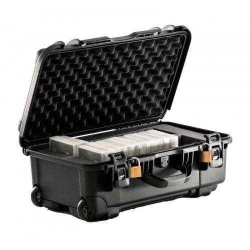 LTO - 28 Capacity Wheeled Waterproof Turtle Case full