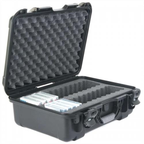 Tape - 30 Capacity Waterproof Turtle Case full