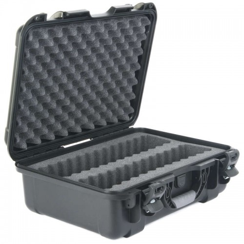 Tape - 30 Capacity Waterproof Turtle Case open