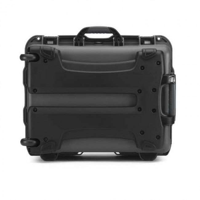 "3.5"" Hard Drive HDD - 30 Capacity Long Slots Wheeled Waterproof Turtle Case back"