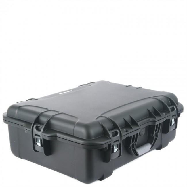 "3.5"" Hard Drive HDD - 33 Capacity Long Slots Waterproof HD-33 Turtle Case closed"