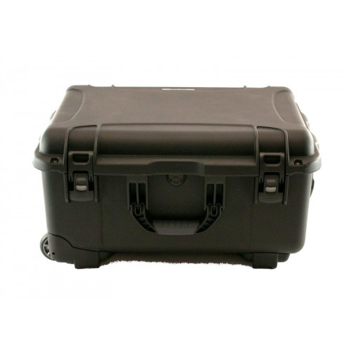 CRU RTX 410  - 1 Capacity Wheeled Waterproof Turtle case closed
