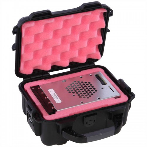 CRU DCP DX115 DC carrier - 1 Capacity Waterproof Turtle case full