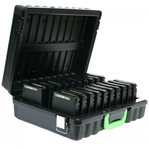 3592 & T10000 & T10K - 20 Capacity Turtle Case full