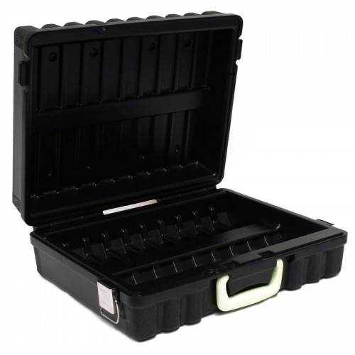 3592 & T10000 & T10K - 20 Capacity Turtle Case open
