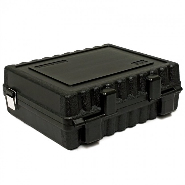 3592 & T10000 & T10K - 20 Capacity Turtle Case back