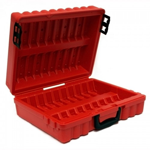 3592 & 9840 & 9940 & T10000 - 20 Capacity Turtle Case open