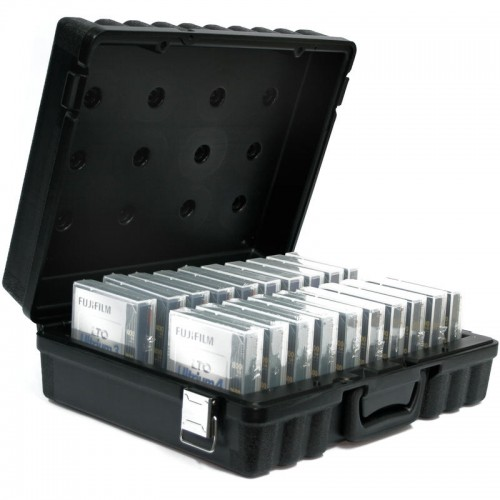 LTO - 20 Capacity Turtle Case full