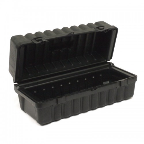 3480 & 3490E & 3590 - 10 capacity Turtle Case open